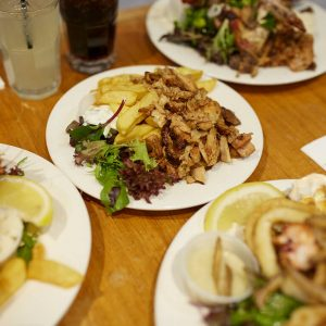 Best greek restaurant Melbourne