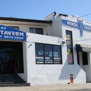 Nikos Tavern Greek Restaurant Ringwood