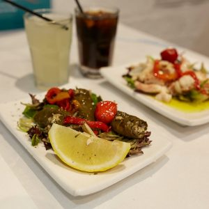 Greek cuisine restaurant